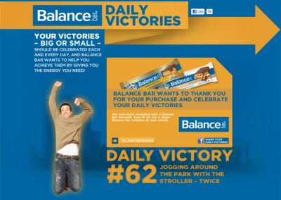 Balance Bar | Daily Victories