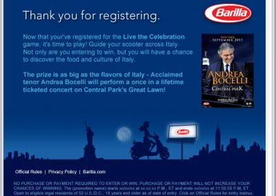 Barilla | Share The Table