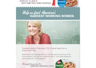 Hormel | Hardest Working Women