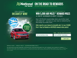 National | On The Road To Rewards